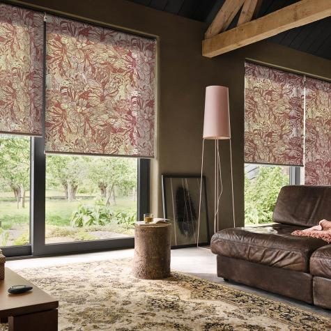 Cortinas Roller Shadesign Living Clasico Hunter Douglas