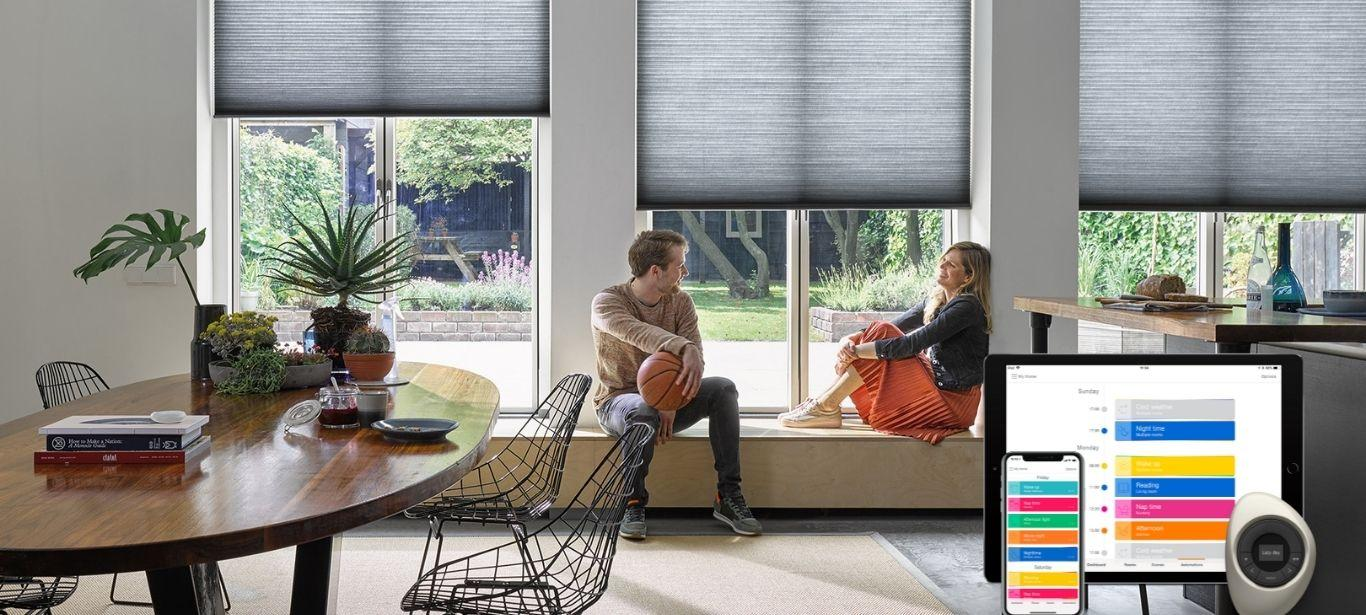 Cortinas PowerView Automation